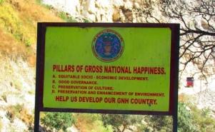 Four Pillars of Bhutan's Gross National Happiness