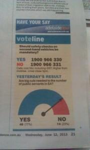 Adelaide Advertiser Infographic